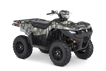 KingQuad 500AXi Power Steering SE Camo