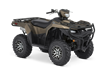 KingQuad 500AXi Power Steering SE+ with Rugged Package